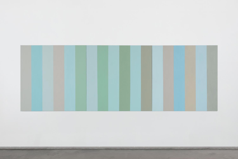 Hans-Willi Notthoff – AKKUMU – 120x360 cm, 3-teilig, Acryl auf Leinwand, 2019