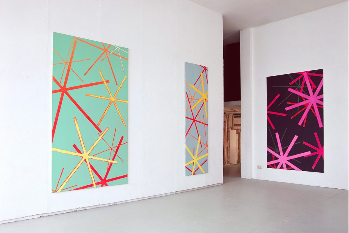 Hans-Willi Notthoff – SHIFT – Atelier, 2008