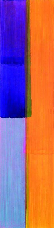 250 x 60 cm, Acryl, Öl a. Lwd., 2005