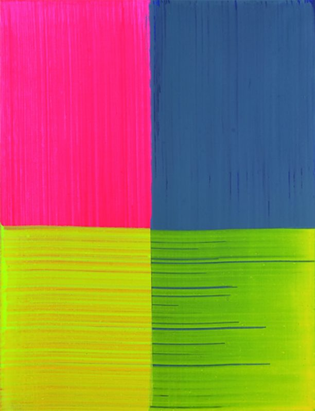 85 x 65 cm, Acryl, Öl a. Lwd., 2006