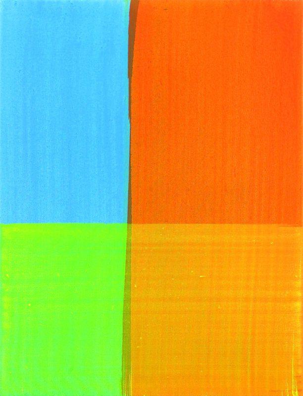 85 x65 cm, Acryl, Öl  a. Lwd., 2007