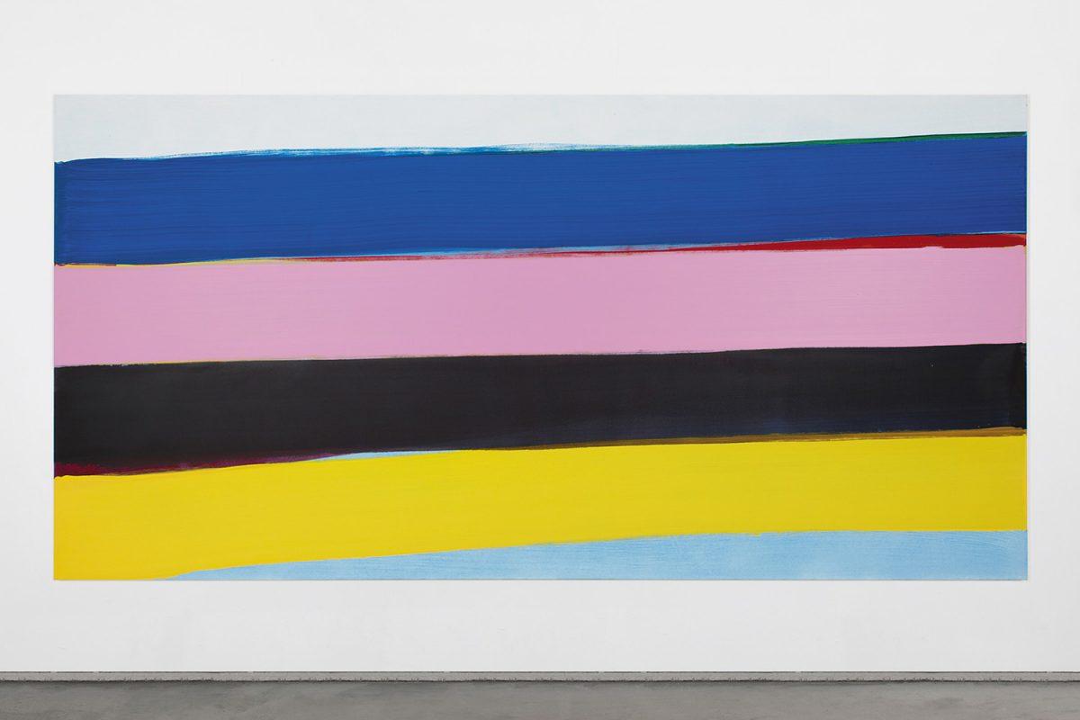 Hans-Willi Notthoff – CARGO – 200x400 cm, Öl auf Leinwand, 2008