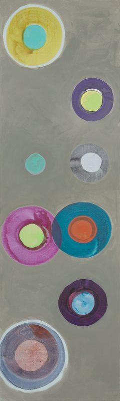 Hans-Willi Notthoff – CASINO – 240x72 cm, Acryl auf Leinwand, 2014