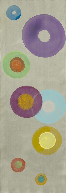 Hans-Willi Notthoff – CASINO – 240x82 cm, Acryl auf Leinwand, 2014