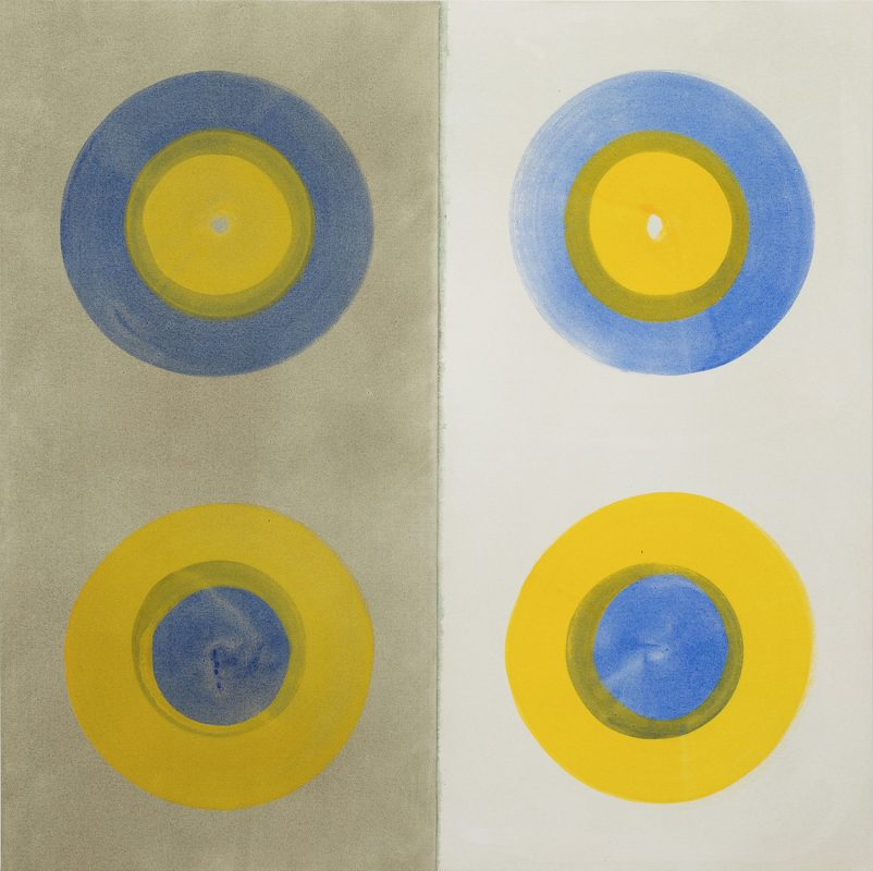 Hans-Willi Notthoff – CASINO – 200x200 cm, Acryl auf Leinwand, 2015