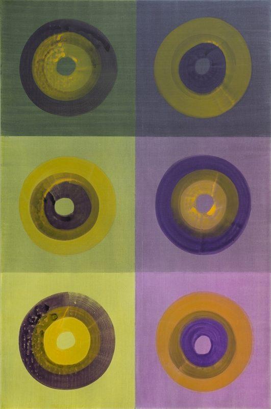 Hans-Willi Notthoff – CASINO – 300x200 cm, Acryl auf Leinwand, 2016