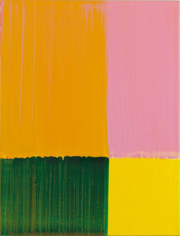 Hans-Willi Notthoff – CARGO – 85x65 cm, Acryl und Öl auf Leinwand, 2007