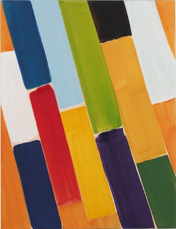 Hans-Willi Notthoff – CARGO – 85x65 cm, Öl auf Leinwand, 2002